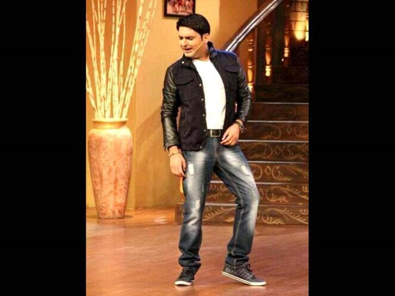 Kapil Sharma: Thank you Kapil for giving us our night-time funnies which are not vulgar, not clichéd and not forced. (source: facebook/ComedyNightsWithKapil)