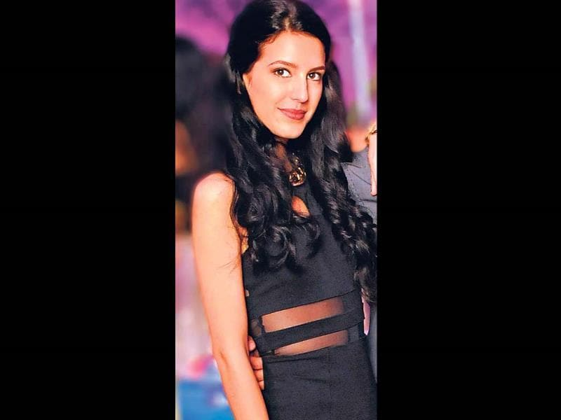 Isabella Kaif, will venture into films with an Indo-Canadian co-production, Dr Cabbie, that is co-produced by Salman Khan.