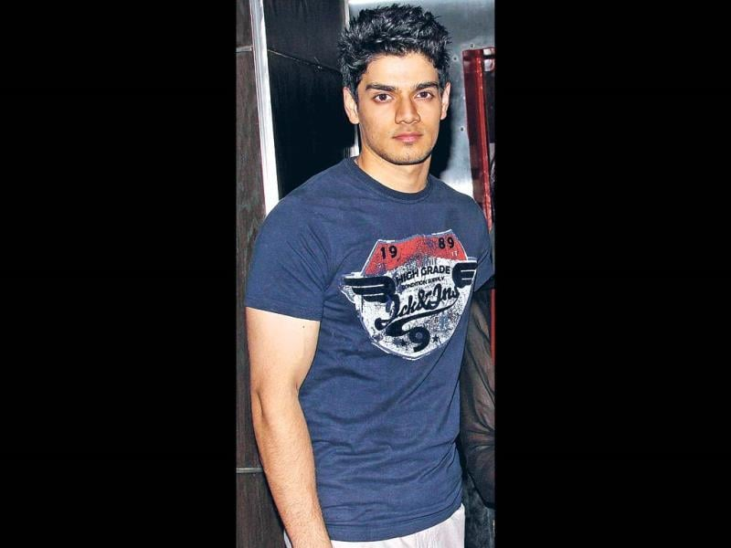 Sooraj Pancholi is set to face the camera in the Salman Khan and Subhash Ghai-produced remake of Jackie Shroff-starrer, Hero.