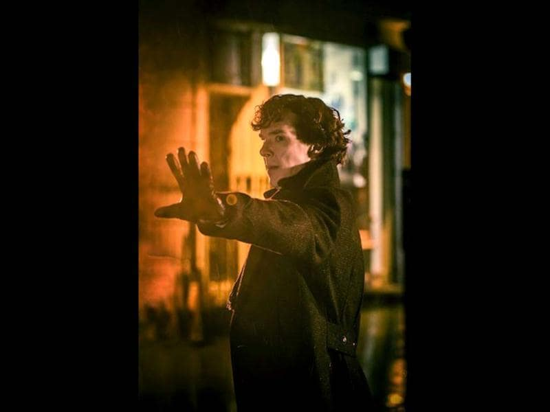 World, hold on? Seriously Sherlock, it was about time.