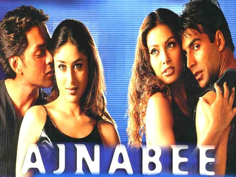 Bipasha Basu made her debut in Ajnabee with Akshay Kumar, Bobby Deol and Kareena Kapoor. Bipasha also got her first award for the film - Filmfare Award for the Best Female Debut.