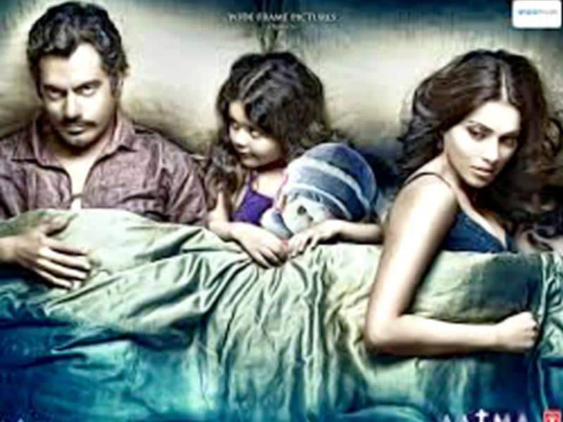 Suparn Varma's Aatma (2013) brought an unusual pair of Bipasha Basu and Nawazuddin Siddqui. Bipasha played the haunted, scared woman she has always played with ease (Raaz, Raaz 3).