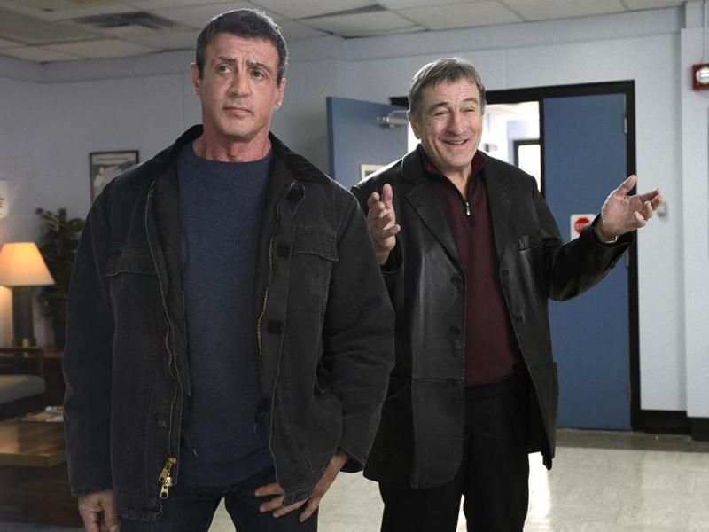 Looks like Stallone and De Niro agree on nothing.