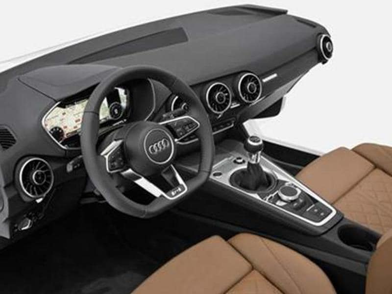 New 2015 Audi TT interior revealed at CES