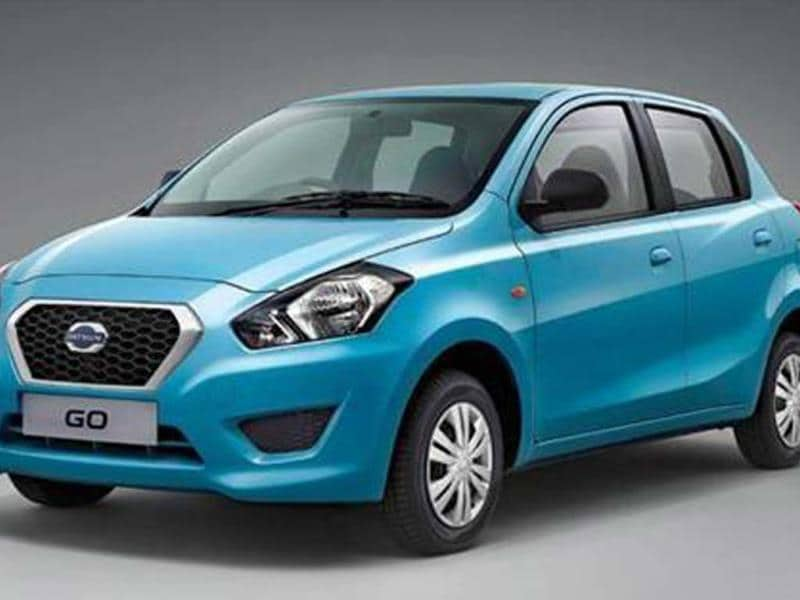 New concept car from Datsun at Auto Expo 2014