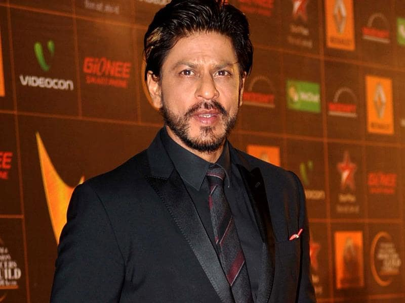 Shah Rukh Khan looks dapper. (AFP)