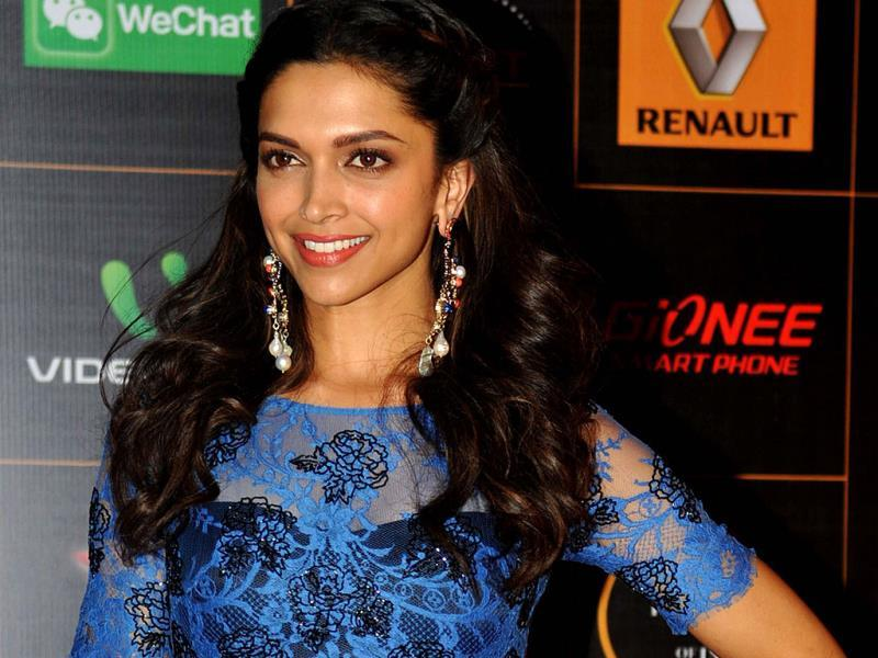 Deepika Padukone looks like a winner. (AFP)