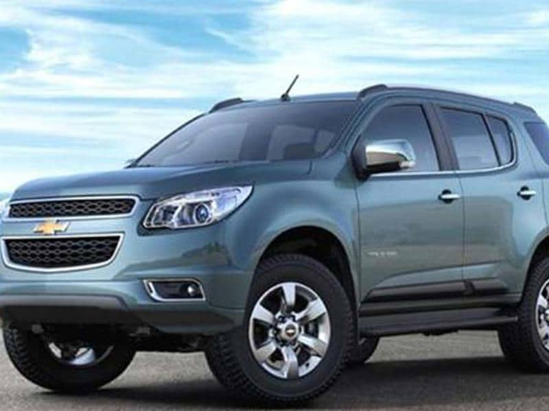 Chevy bringing facelifted Beat and Trailblazer to Auto Expo