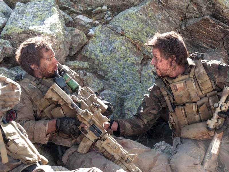Lone Survivor stars Mark Wahlberg as Luttrell, with a supporting cast that includes Taylor Kitsch, Emile Hirsch, Ben Foster, and Eric Bana.