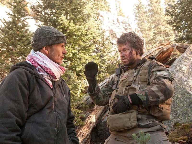 Lone Survivor is based on Marcus Luttrell's 2007 book of the same name, and depicts events of the failed United States Navy SEALs mission Operation Red Wings during the War in Afghanistan.