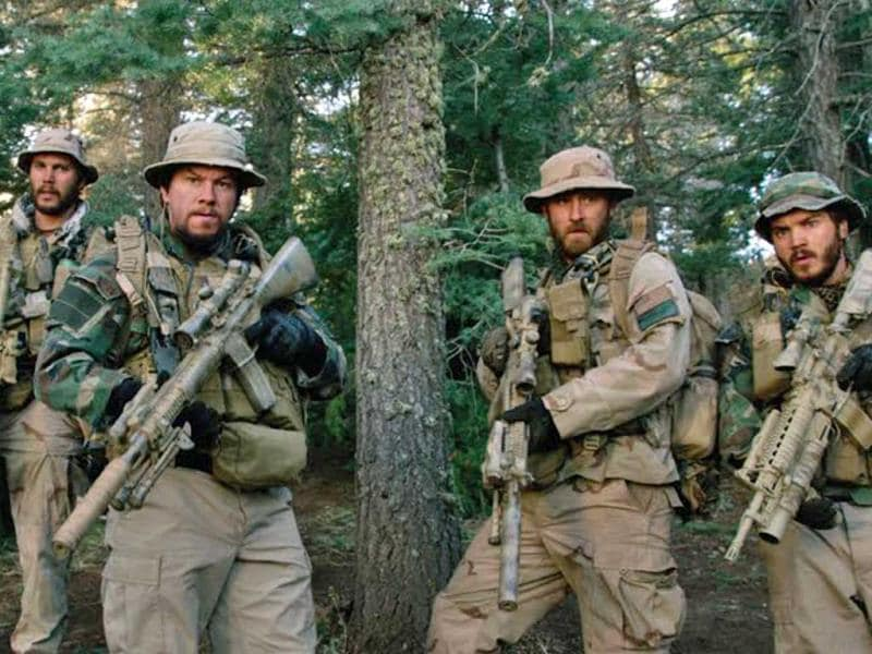 Starring Mark Wahlberg, Lone Survivor is an American war film written and directed by Peter Berg (of Hancock fame).