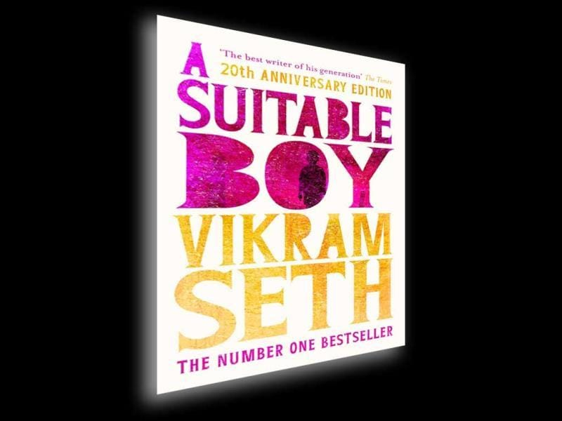 If you like old films from the '50s, read A Suitable Boy by Vikram Seth. It will take you forever to finish, but the story of a girl, her three suitors and her mother set in post independent India is so Bollywood!