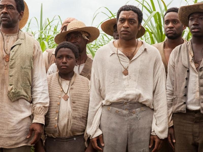 Solomon Northup (played by Ejiofor) was a free man who was abducted and sold into slavery.