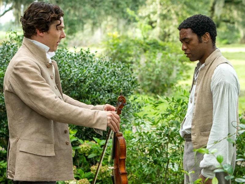Benedict Cumberbatch will also be seen in this film portraying the role of the benevolent slave master William Ford.
