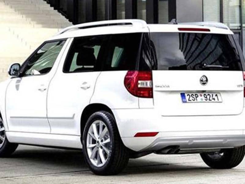 Skoda to bring Yeti facelift to Expo