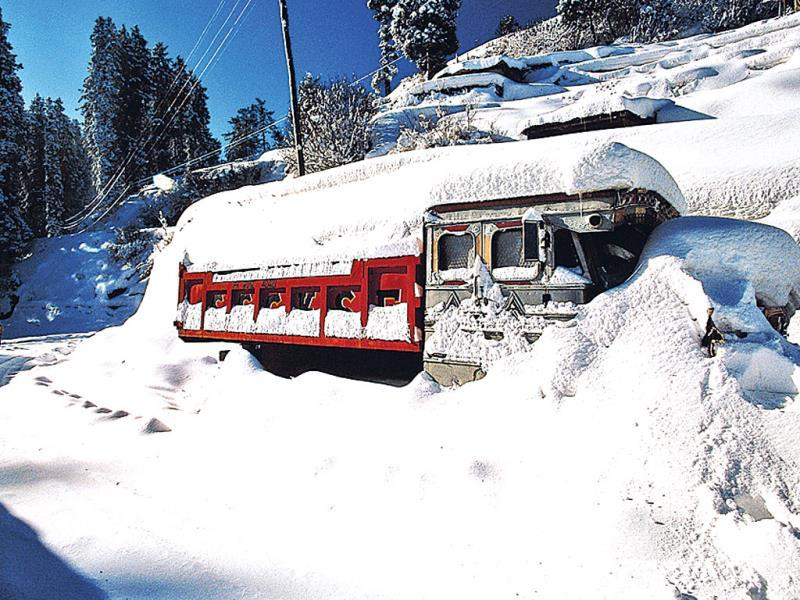 Over the four years, Jain commissioned four international photographers — Sephi Bergerson, Zackary Canepari, Thomas Pickard and Claude Barutel — to travel across 27 states in trucks, bonding with their drivers and capturing their journeys. Why foreigners? Because they bring a fresh perspective, says Jain. Snapshot: a truck covered in snow