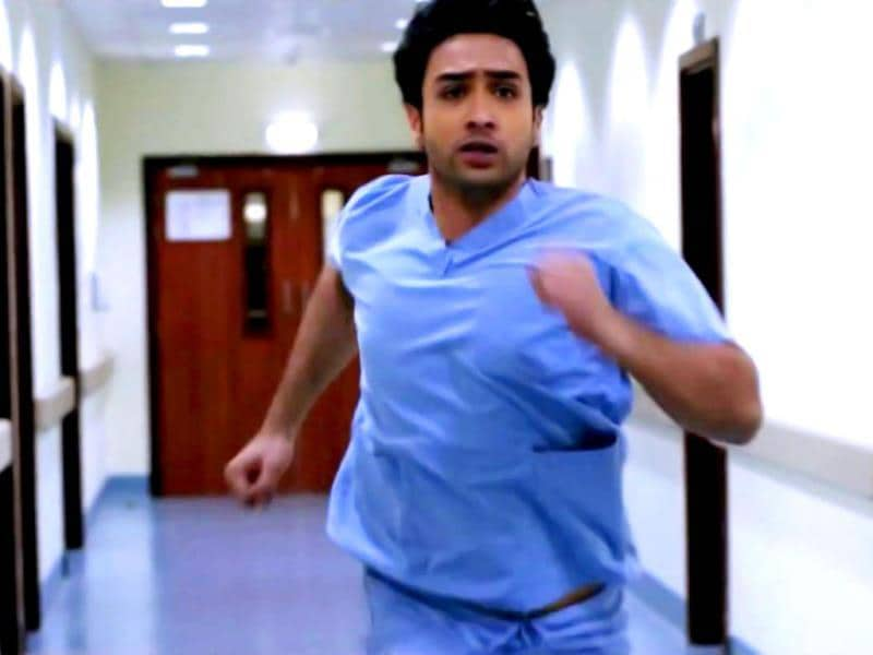 Why is it happening to me? Adhyayan Suman in a still from Heartless.