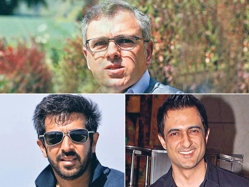 "Omar Abdullah: The Jammu and Kashmir chief minister follows Kabir Khan, Sanjay Suri, Farhan Akhtar, SRK, Gul Panag, Anupam Kher. ""We are both from Kashmir and we both follow each other,"" says actor Sanjay Suri, adding, ""I like to read his opinion and tweets, whether political or ­personal."""
