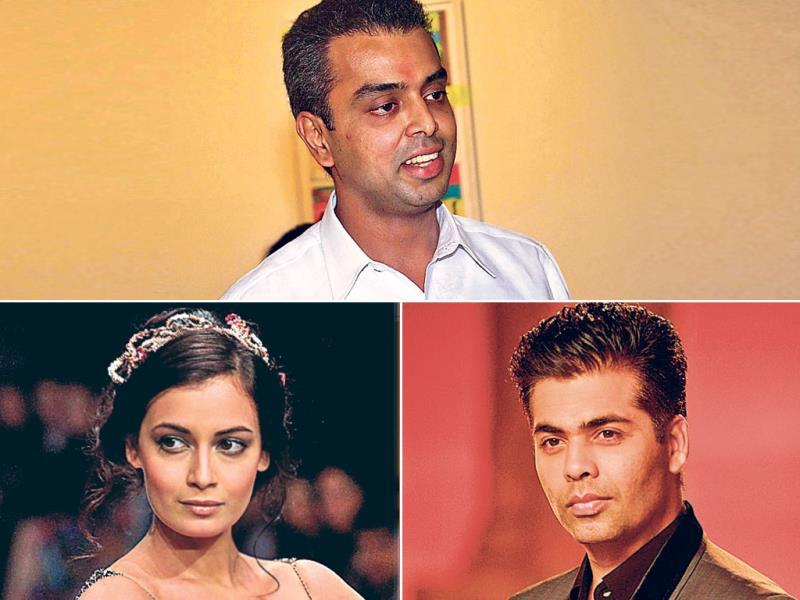 Milind Deora: The Congress MP from Mumbai follows many sports personalities, ­politicians from other ­parties, and also many ­journalists. However, of the 72 people he follows, there are only three names from Bollywood — actors Salman Khan and Dia Mirza, and filmmaker Karan Johar.