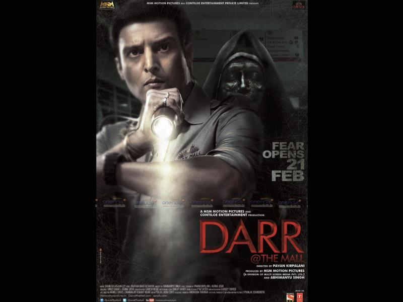 Darr @The MallRelease date: February 21Starcast: Jimmy Sheirgill, Arif Zakaria, Asif Barsa, Neeraj Sood, Nushrat Bharucha, Nivedita Bhattacharya and Shraddha Kaul.Director: Pavan KriplaniAbout: What happens when your fave shopping destination - the friendly neighbourhood mall -- is invaded by ghosts? Watch this film to find out.