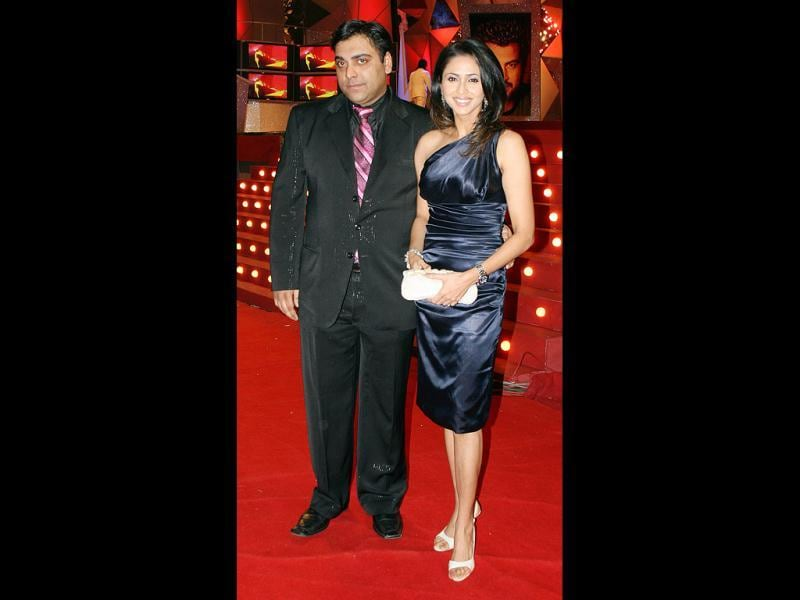 Ram Kapoor-Gautami Gadgil: The couple met on the sets of their show Ghar Ek Mandir in 2000. They dated for over a year and then decided to tie the knot on February 14, 2003.