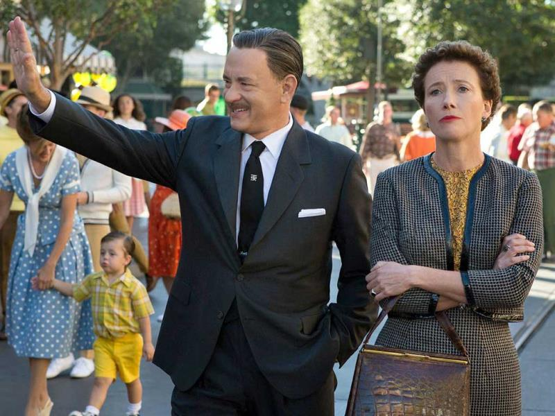 Saving Mr Banks has been nominated for Best Actress (Emma Thompson) category.