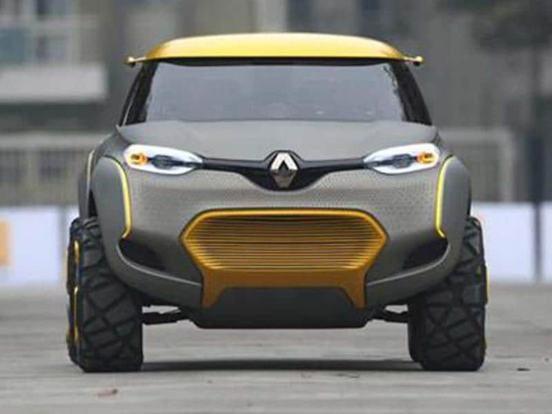 Renault Kwid concept review, test drive