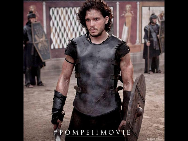 Directed by Paul WS Anderson, the film stars Kit Harrington as the slave-turned-gladiator Milo.
