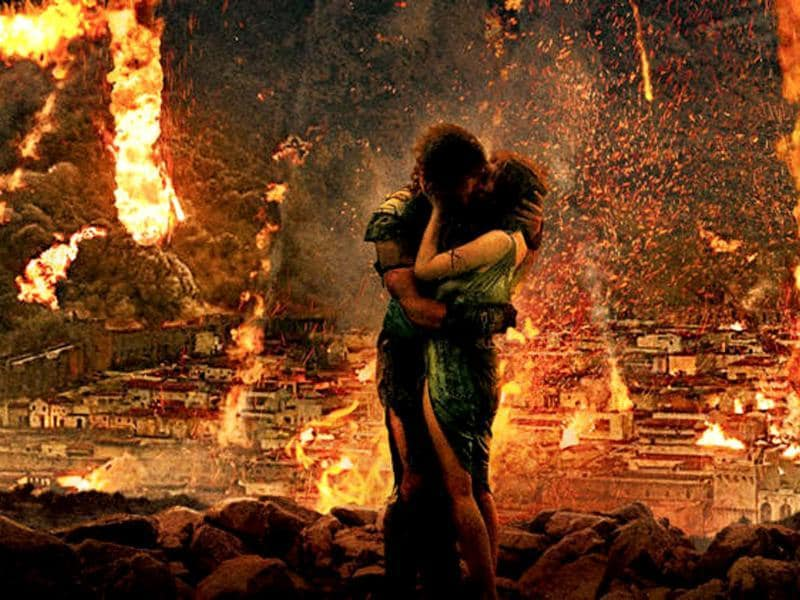Pompeii is the epic tale of the final days before the ancient Roman city of Pompeii was destroyed by a volcano.