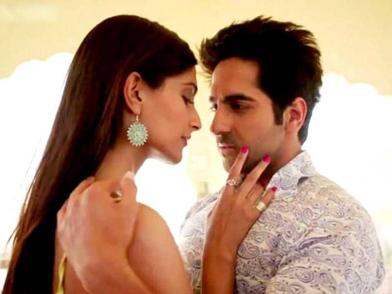 Bewakoofiyaan is a romantic love story revolving around Sonam Kapoor and Ayushmann Khurrana. Check out the stills.