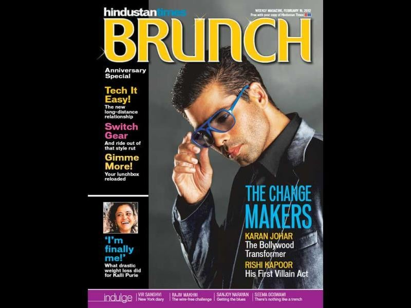 2012: Directordesigner-mentor-TV anchor; is there anything Karan Johar can't do?