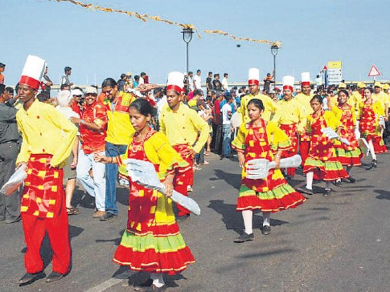 Goa carnival: India's party capital hosts one of the must-visit events in the world. The annual street party is all about lavish floats, costumes and dancing. This year it's from February 28-March 4.