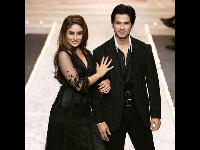 Jab they quit: Shahid and Kareena were in a serious relationship after reportedly hitting it off while shooting Fida. And just when everyone was awaiting news of their engagement, the couple parted ways. They broke up in 2008 after about five years of dating.
