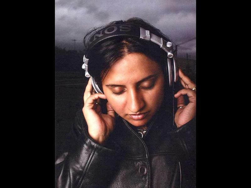 DJ, producer and activist Rekha Malhotra, popularly known as DJ Rekha, is credited with popularising bhangra (Punjabi folk music) in America. (Photo courtesy: Eco Magazine)