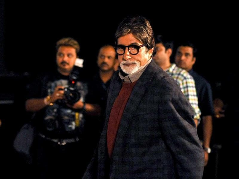 Big B returns as the lovable ghost in Bhoothnath Returns.