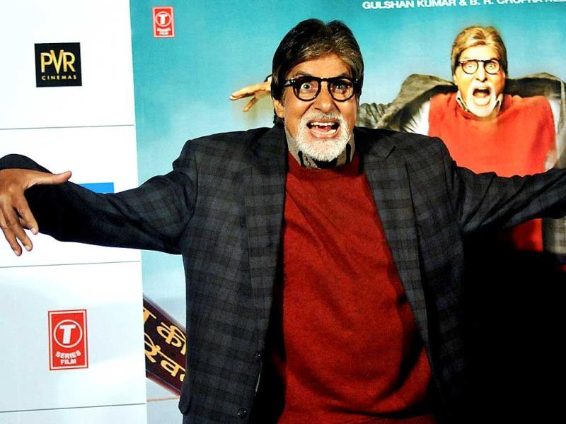 Bhoothnath, the lovable ghost is back to scare kids, but as in the previous installment, ends up helping them. Big B launched the trailer of Bhoothnath Returns on Tuesday. Check out the pics.