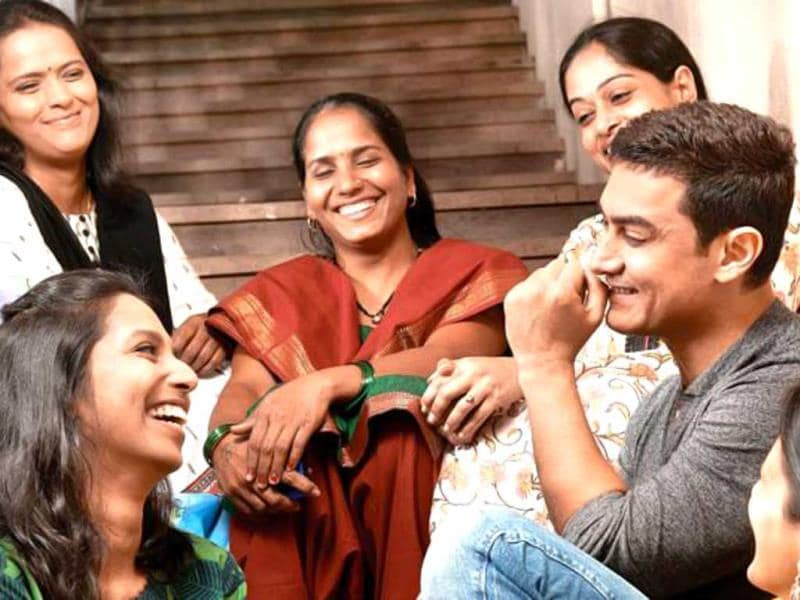 Educate a woman, Build a nation - that is Aamir Khan's belief.