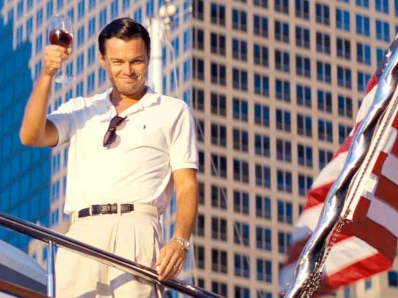 The Wolf of Wall Street: As Leonardo DiCaprio turned 40, we put a focus on his career defining roles. This irreverent Martin Scorsese film saw the actor in one of his most infectiously dynamic roles. An Oscar nomination and rave reviews were the result.