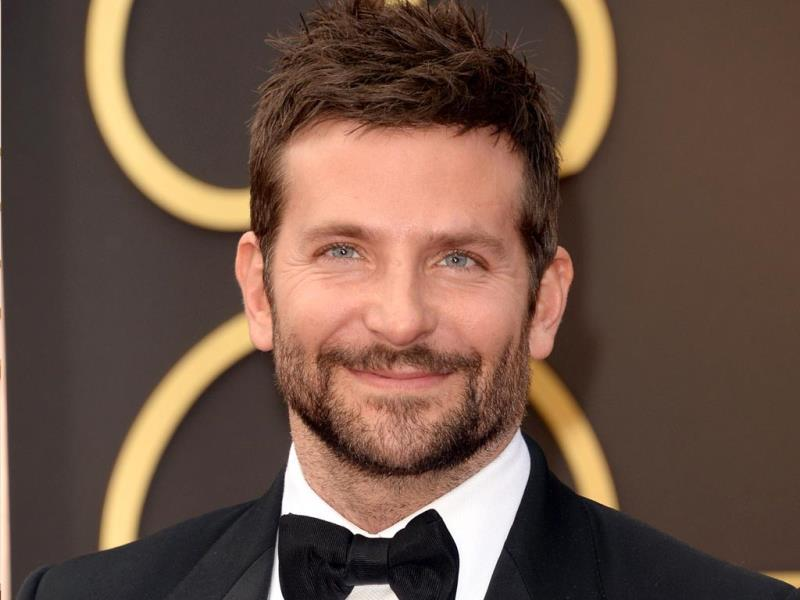 Actor Bradley Cooper at the Oscars 2014. (AFP Photo)