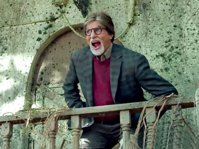 While Bhoothnath was an emotional tale of a troubled Bhooth, Bhoothnath Returns has a comic touch to it.