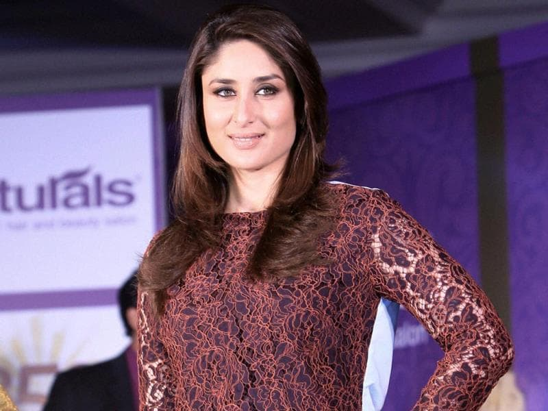 Kareena Kapoor Khan earns Rs 3 to 4 crore for every brand in her kitty. She recently signed on with a ice cream brand.(PTI)