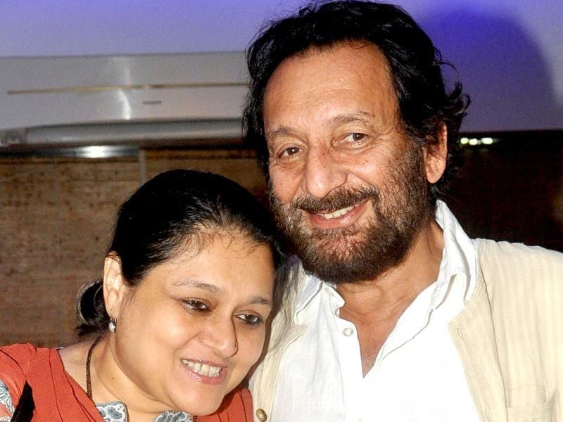 Supriya Pathak and director Shekhar Kapoor also attended the event. (AFP)