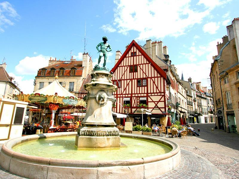 Dijon, France: Along with its mix of medieval and renaissance architecture, the Dijon mustard capital of the world is also home to eight of the 10 most expensive wines produced in the world. (AFP)
