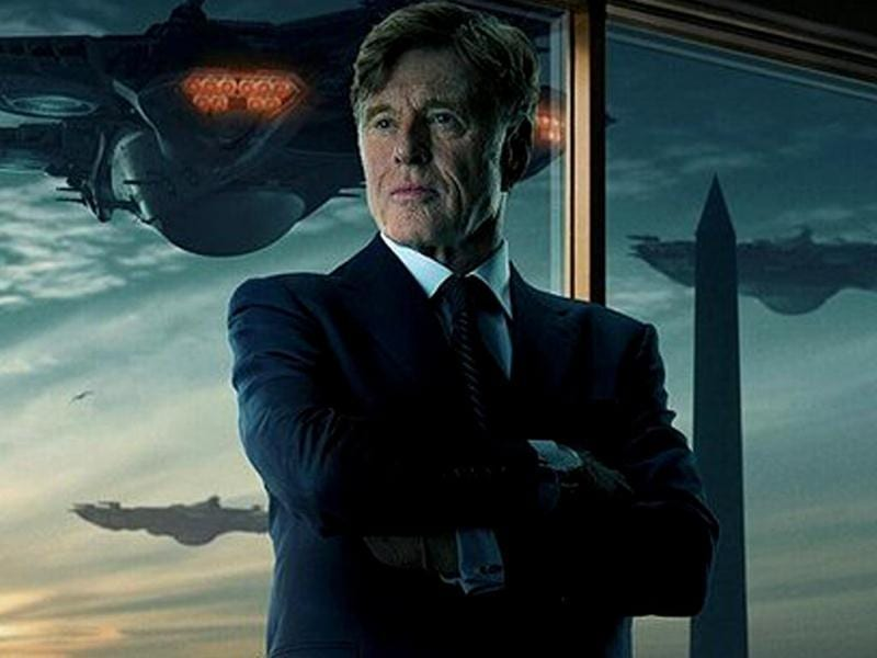Robert Redford is also a member of the cast ans is at loggerheads with Fury.