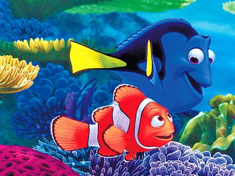 Finding Nemo (2003): Cruising through the waters, after his son Nemo is captured in the Great Barrier Reef, a timid clownfish Marlin (Albert Brooks), along with Dory (Ellen DeGeneres), set out on a journey to bring him home. It has made $936 million (Rs 5,600 approx) at the box office.