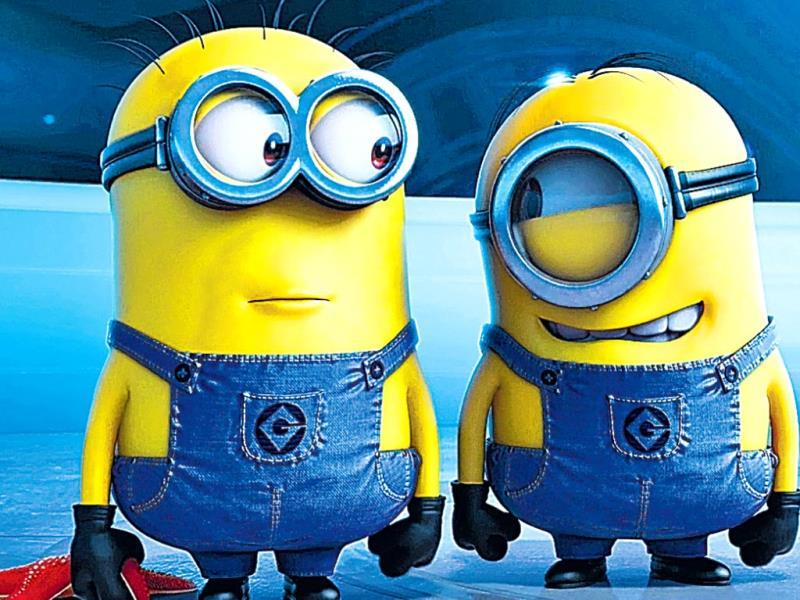 Despicable Me 2 (2013): In the Despicable Me sequel, Gru (Steve Carell) is recruited by the Anti-Villain League to help deal with a powerful super-criminal. With the minions coming in the shade of purple, the film grossed $970 million (Rs 5,800 crore approx) at the box office.
