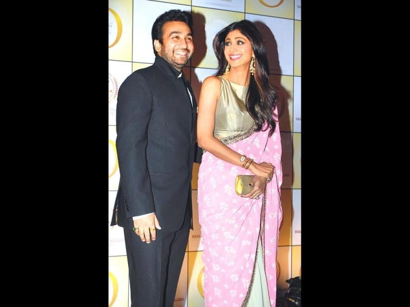 Raj Kundra was married to Kavita before he wed Shilpa Shetty.