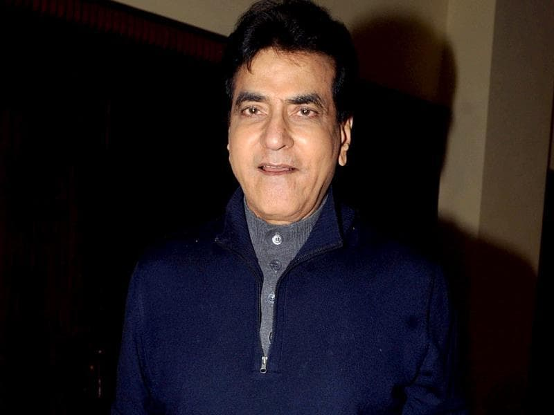 Jeetendra also graced the launch.