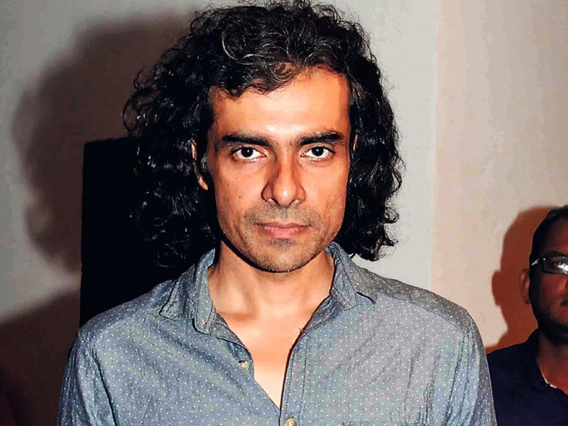 Imtiaz Ali at a movie screening.