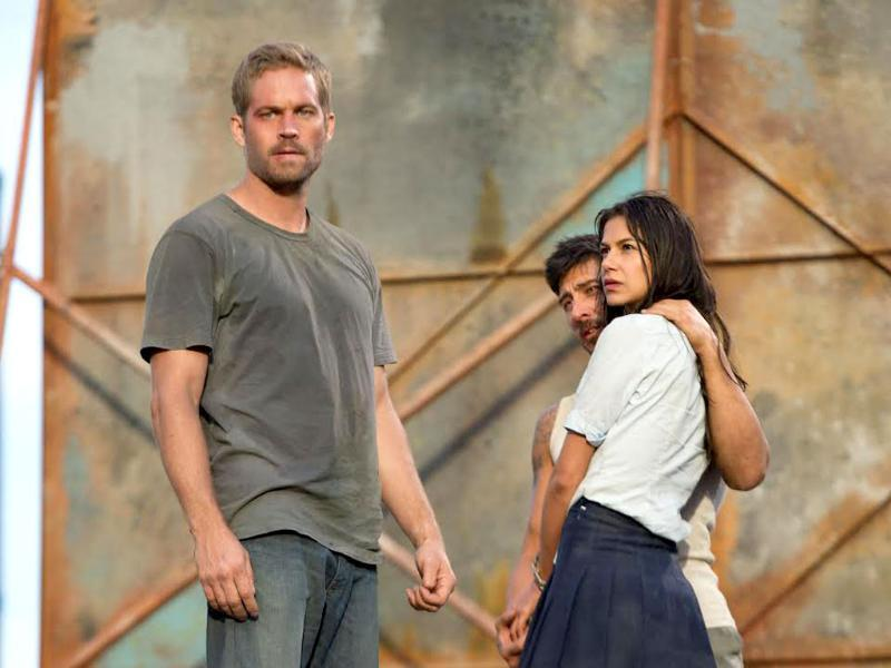Paul Walker's final finished film, Brick Mansions, will release in India on April 25. Walker died in a car crash in 2013. His Fast & Furious 7 is yet to be completed.